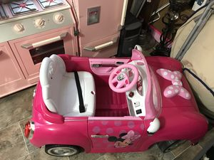 Minnie Mouse Electric Car for Sale in Monroe, LA