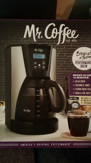 12 cup Coffee Maker for Sale in Modesto, CA