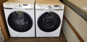 Samsung washer and gas dryer for Sale in San Diego, CA