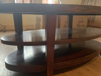 Coffee Table 28x50 With Wheels for Sale in Pittsburgh,  PA