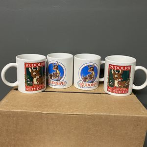 Rudolph Cups for Sale in San Bernardino, CA