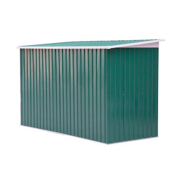 9'× 4' Metal Storage Shed