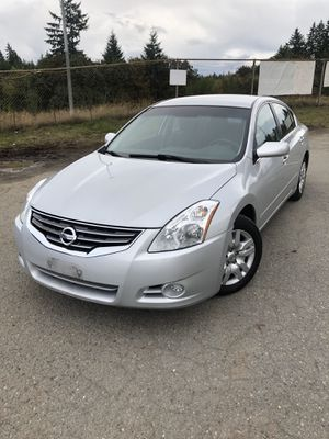 2011 Nissan Altima 2.5 S Clean CARFAX for Sale in EVERETT, WA