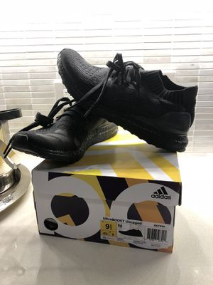 Adidas Ultra Boost Uncaged Triple Black for Sale in Miami, FL