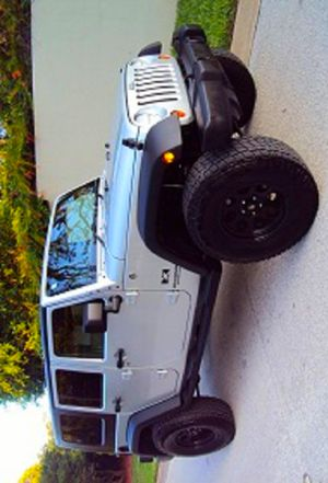 07 Jeep Wrangler Unlimited 4x4 4dr SUV for Sale in Cedar Rapids, IA