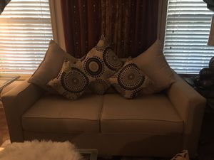COUCH AND LOVE SEAT for Sale in Stone Mountain, GA