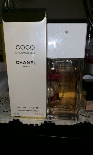 Chanel mademoiselle perfume for Sale in Yardley, PA