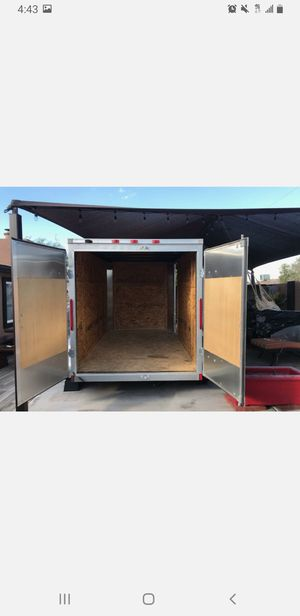 Enclosed trailer 2017 for Sale in Phoenix, AZ