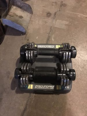 Dumbbells for Sale in Houston, TX