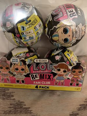 Re-Released LOL Surprise Remix for Sale in Huntington Beach, CA