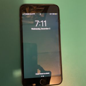 iPhone 8 Plus Black, T-Mobile Locked for Sale in Banning, CA