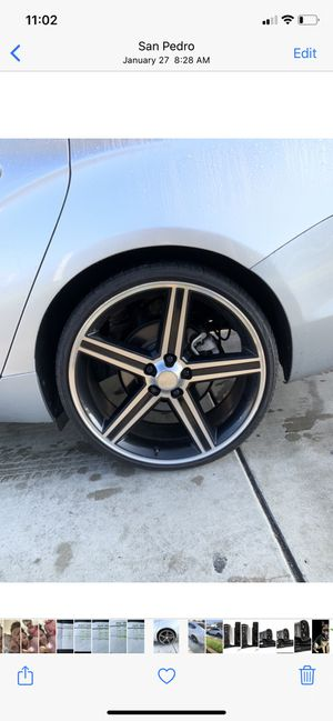 22 inch iroc with tires for Sale in Los Angeles, CA
