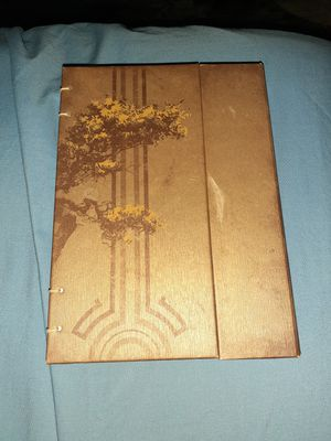 Halo reach Limited Edition Journal From Dr Halsey for Sale in Clovis, CA