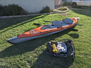 Kayak (inflatable), Advanced Elements, 2 person, for Sale in Orangevale, CA