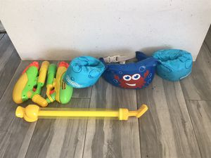 Pool floatie and water toys for Sale in Rosemead, CA