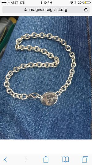 Tiffany & Co. Necklace - Authentic for Sale in St. Louis, MO