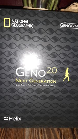 New National Geographic Geno 2.0 for Sale in Lakeland, FL