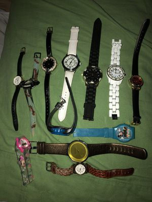 Vintage watches bundle for Sale in Stockton, CA