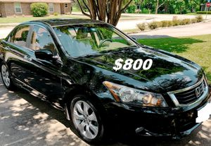 $8OO I sell URGENT my family car 2OO9 Honda Accord Sedan Runs and drives great! Clean title. for Sale in Detroit, MI