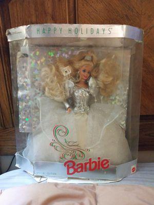 1992 Holiday Barbie for Sale in Pinehurst, TX