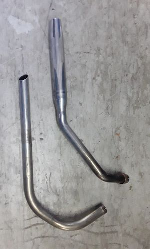 Harley Davidson Motorcycle Exhaust Pipes for Sale in Miramar, FL