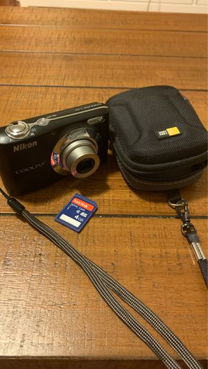 Nikon coolpix L22 for Sale in Somerville, MA
