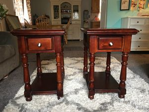 Two end tables for Sale in Dinuba, CA