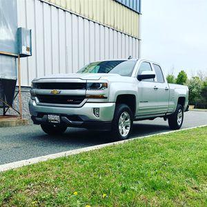 2017 Silverado Z71 for Sale in Havre de Grace, MD
