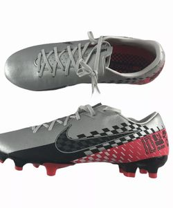 Nike Mercurial Vapor 13 FG Size 8.5 Soccer Cleats Neymar Jr NJR AT7960-006 Mens New without box for Sale in French Creek,  WV
