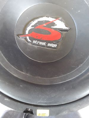 """12"""" subwoofers two for Sale in Dinuba, CA"""