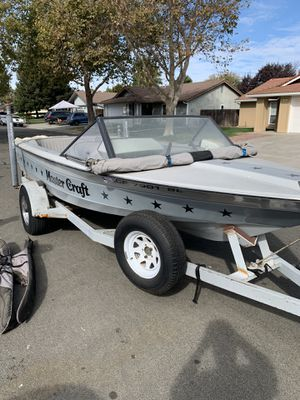 1984 MasterCraft Stars & Stripes for Sale in Tracy, CA