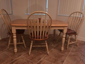 Country Kitchen Table for Sale in Westchase, FL