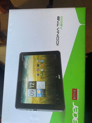 Acer tablet for Sale in Fullerton, CA