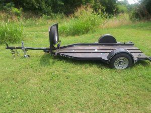 Mfi motorcycle trailer for Sale in Murfreesboro, TN