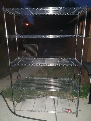 Large metal shelving storage 2 units for Sale in Westminster, CO
