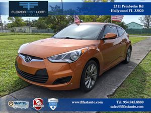 2016 Hyundai Veloster for Sale in Hollywood, FL