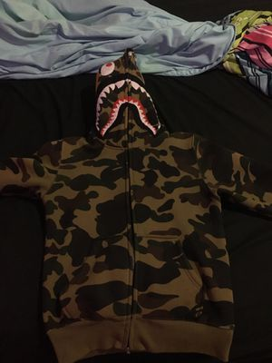 Bape Hoodie/Size: Small for Sale in Lilburn, GA