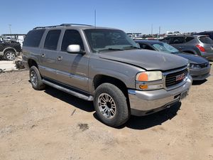 2001 GMC YUKON XL PARTS ONLY for Sale in Phoenix, AZ