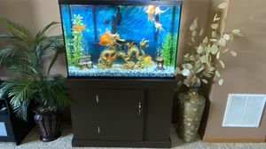 45 gallon Marineland aquarium fish tank for Sale in Pine Springs, MN