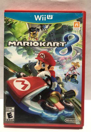 Nintendo Wii U MarioKart 8 for Sale in Chicago, IL
