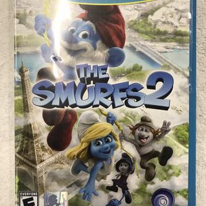 Nintendo Wii U The Smurfs 2 ( Like New) for Sale in Winfield, IL