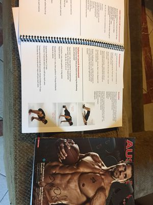 Dallas Fans / Jeff Ogden's Body Workout Plan for Sale in Austin, TX