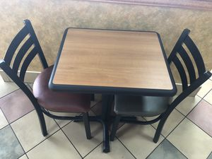 Table & chairs I have more than 100 chairs & table if you open your restaurant this is good time for Sale in Houston, TX
