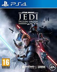 Trade my Jedi Fallen Order PS4 for Sale in Magna, UT