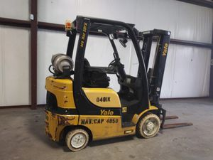 2012 Hyster 5000 lbs capacity forklift for Sale in Houston, TX