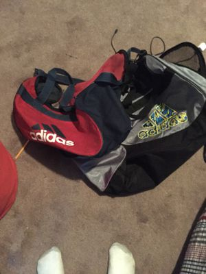 Adidas duffle bags for Sale in Silver Spring, MD