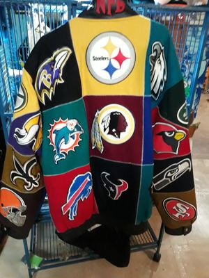 NFL Jeff Hamilton all teams jacket for Sale in MONTGOMRY VLG, MD