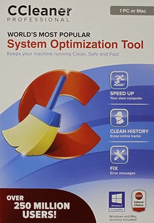 New CCleaner Professional System Optimization Tool Unlimited Home Use for Sale in Chino Hills, CA