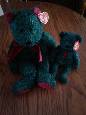 2001 TY Beanie Buddy and Babies for Sale in Tollhouse, CA