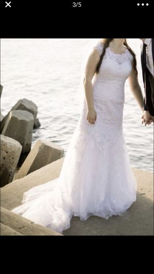 Wedding dress for Sale in Parma, OH
